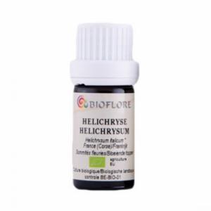 Huile essentielle d'hélichryse (ou immortelle) bio, 5 ml