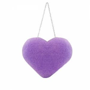 Eponge Konjac à la Violette - I LOVE K