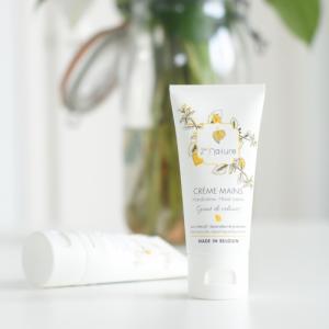 Crème mains - Gant de velours