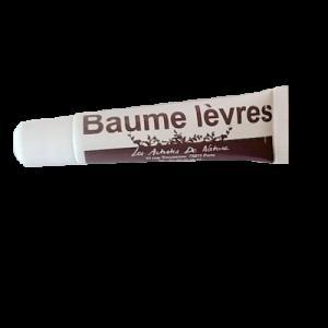 BAUME A LEVRES -  Argan, chanvre et karité