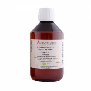 Macerât huileux de Carotte bio 250ml
