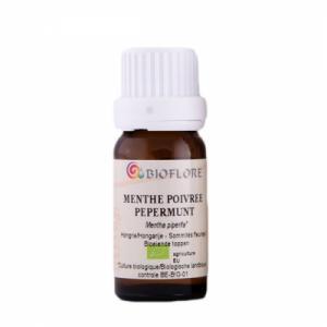 Huile essentielle de Menthe poivrée bio, 10 ml