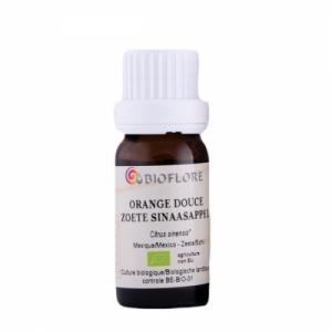 Huile essentielle d'Orange douce bio, 10 ml