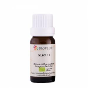 Huile essentielle de Niaouli bio, Bioflore, 10 ml