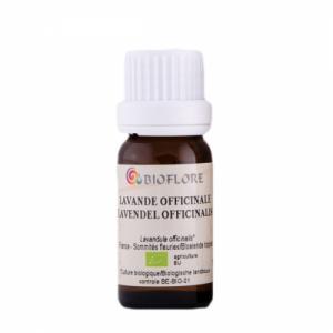 Huile essentielle de Lavande officinale bio, 10 ml