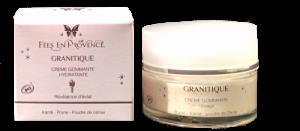Crème exfoliante visage 2 en 1 - GRANITIQUE