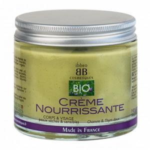 Crème nourrissante corps et visage - Chanvre - Thym