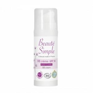 BB crème bio SPF 10 peau claire