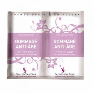 Gommage Bio Anti-Age Régénérant