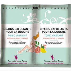 Exfoliant Bio pour le corps- Tonique et Vivifiant