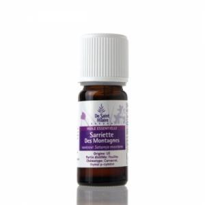 Huile essentielle de Sarriette des montagnes bio 10 ml
