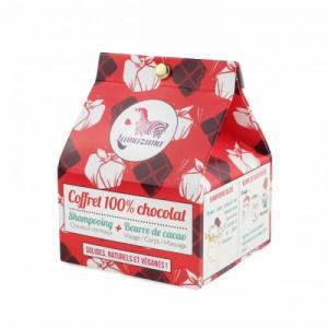 Coffret  solides  100% Chocolat