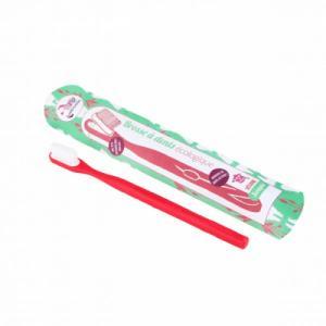 Brosse à dents à tête rechargeable - Framboise - Souple