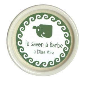 Le Savon à Barbe à l'Aloe Vera