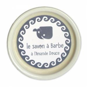 Le savon à Barbe à l'Amande Douce