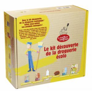 Coffret Kit Découverte Droguerie Ecologique