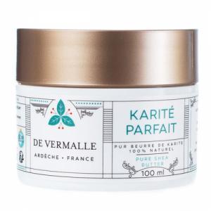 Karité Parfait - Beurre de Karité brut non raffiné 100 ml