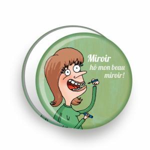 Miroir de poche  Mon beau Miroir