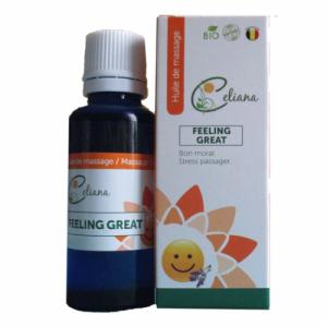 Huile Corps anti-stress - Feeling great