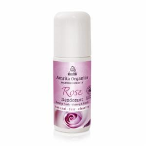 Déodorant à la rose