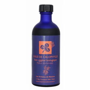HUILE VÉGÉTALE DE CALOPHYLLE - 100 ml