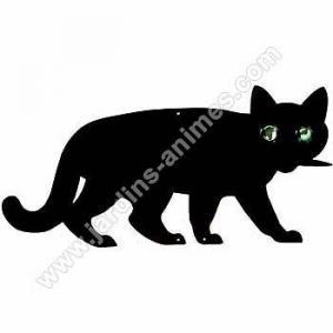 Effaroucheur corps de chat