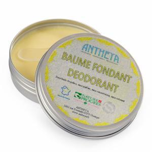 Baume déodorant 100% végétal