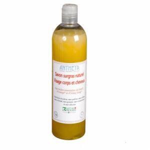Savon à froid liquide surgras au ylang ylang 3 en 1