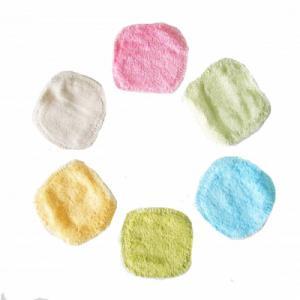 Lot de 6 Mini-Lingettes Bambou- Coton Bio