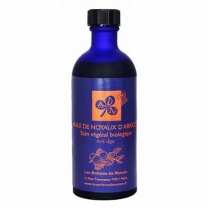 HUILE VÉGÉTALE DE NOYAUX D'ABRICOT - 100 ml