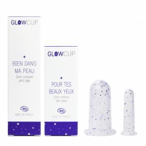 Pack Cup Massage et Soins Visage - Glowcup Glitter