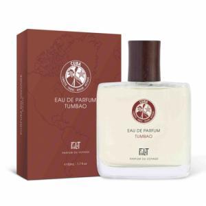 Eau de Parfum - Tumbao de Cuba - 50 ml