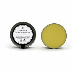 Beurre de Karité brut et bio - 110 gr