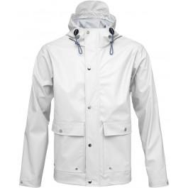 Rain Jacket Bright White