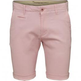 Stretch Chino Shorts Orchid PInk