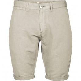 Reactive Dyed Chino Shorts Light Feather Gray
