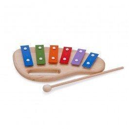 Xylophone en bois 6 tons
