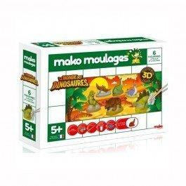 Kit Mako Moulages Dinosaures