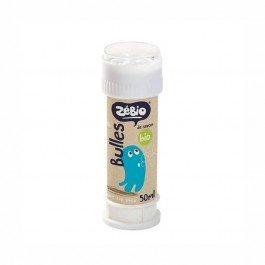 Bulles de savon biologique 50 ml