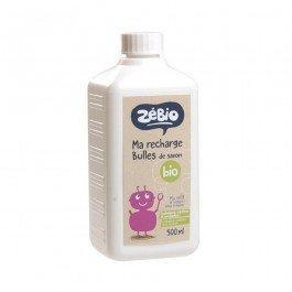 Recharge bulles de savon biologique 500 ml