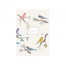 Carnet Oiseaux