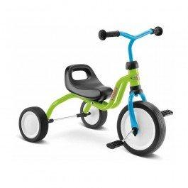 Tricycle Puky kiwi - bleu lagon