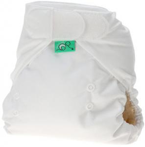 Couche lavable TE2 PEENUT Taille Unique  - White