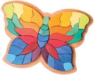 Bloc de construction papillon