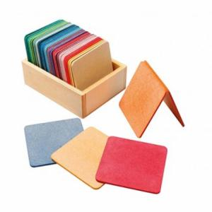 Lot de tapis de construction multicolores