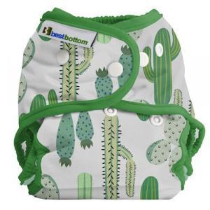 Couche lavable TE2 Taille Unique pressions  - Prickly cactus