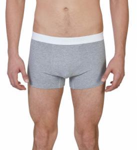 Boxer coton bio uni Tim taille XL