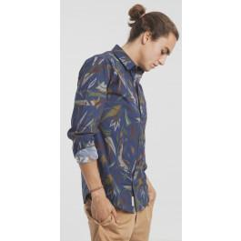 Terra Shirt Noelia Portilla Blue