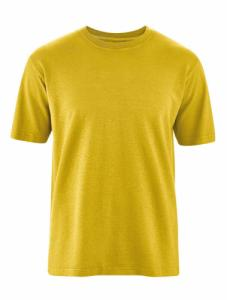 T-shirt homme léger en chanvre et coton bio
