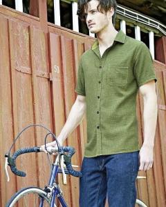 Chemise Homme manches courtes nouveaux coloris!
